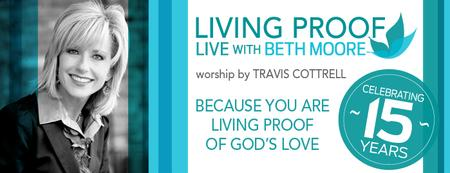 Beth Moore Living Proof Live Simulcast