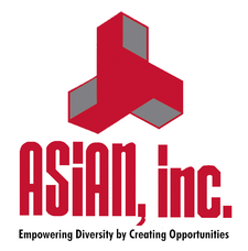 ASIAN, Inc. logo