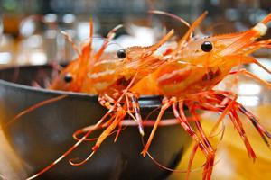 YEW'S BC Spot Prawn Fans & Followers Menu
