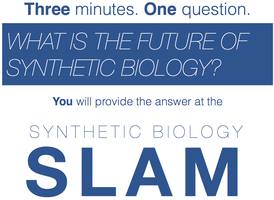 Synthetic Biology Slam @ SB6.0