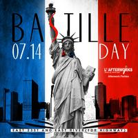 3rd Annual Bastille Day Sunset Cruise around Manhattan