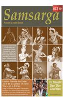 Samsarga, A Union of Indian Dance