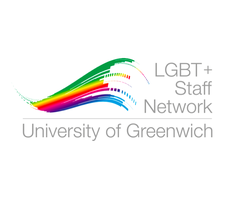 University of Greenwich LGBT+ Staff Network logo