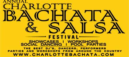 Charlotte Bachata & Salsa Fest - TEAM REGISTRATION