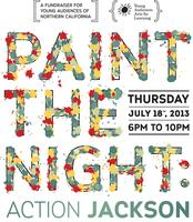Paint The Night: Action Jackson