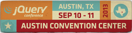 jQuery Conference Austin 2013