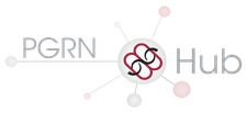 Pharmacogenomics Research Network Hub logo