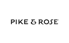 Pike & Rose logo