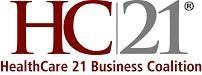 HealthCare 21 Business Coalition logo