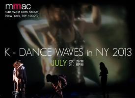 K - Dance Waves in NY 2013