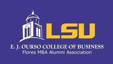 LSU Flores MBA Alumni Association  logo