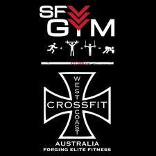 SF Gym, West Coast Crossfit logo