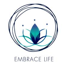 Deborah Shepherd 0457 826 648 or info@embracelifelivelife.com.au logo