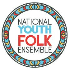 National Youth Folk Ensemble  logo
