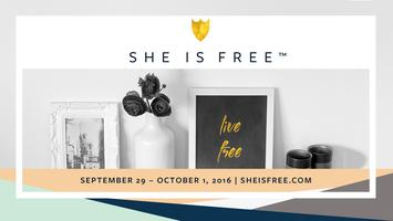 She Is Free 2016