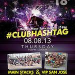 Club Hashtag: Grand Opening