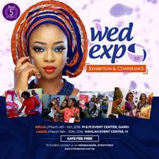 WED Expo - Nigeria's Largest Wedding Exhibition logo