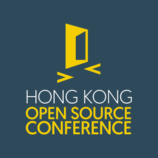 The Hong Kong Open Source Conference Committee logo