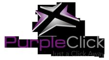 PurpleClick  logo