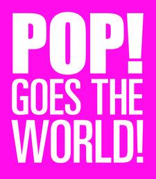 Pop! Goes The World! logo
