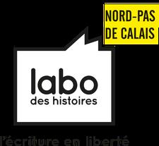 Le labo des histoires logo