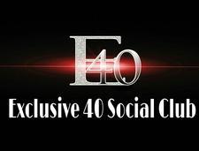 Exclusive 40 Social Club logo