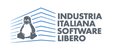 Industria Italiana del Software Libero logo