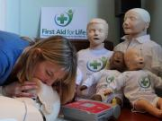 Weekday Emergency First Aid course - covering adult,...