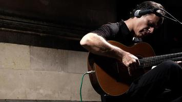 Brazilian Jazz + Tango w/World Guitar Master ANDRES LAPRIDA