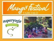 Tropical Yoga at Fairchild's Mango Festival