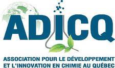 Association pour le développement et l'innovation en chimie au Québec logo