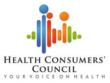 Health Consumers' Council (WA) Inc. logo
