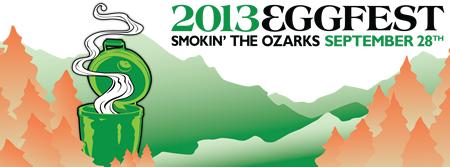 Eggfest 2013 - Smokin' the Ozarks