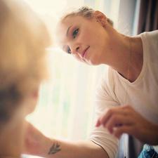 Make-up Artist Annika Caspers logo