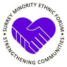 Surrey Minority Ethnic Forum logo