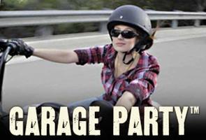 Garage Party at Oakland Harley-Davidson