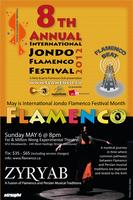 ZYRYAB - 8th Annual International Jondo Flamenco Festival...