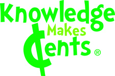 Knowledge Makes Cents logo