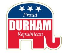 Durham Republican Party logo