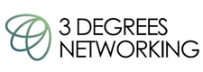 3 Degrees Networking logo