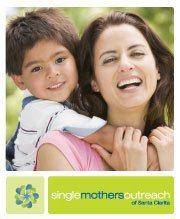 Single Mothers Outreach logo
