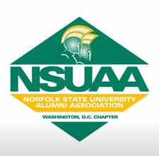 NSUAA DC Chapter logo