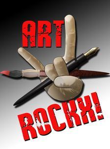 Art RockX! logo