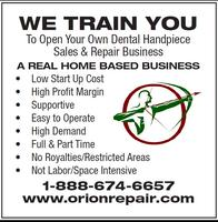 Open Your Business - Lowspeed Dental Handpiece Repair...