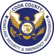 Cook County Department of Homeland Security & Emergency Management logo