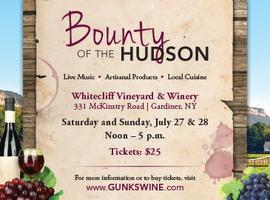 Bounty of the Hudson Wine Festival 2013
