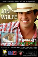 Jon Wolfe Live at Kanza Hall with special guest Josey Milner