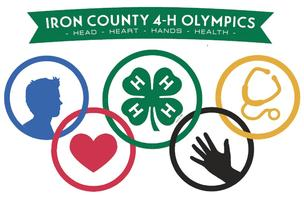 Iron County 4-H Family & Club Camp Meeting @ the 4-H...