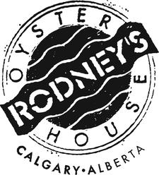 Rodney's Oyster House, Calgary  logo