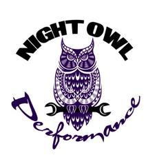 Night Owl Performance  logo